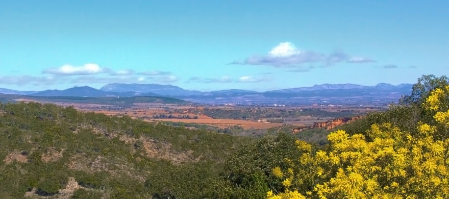 Panorame Roussillon